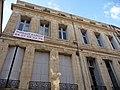 Hôtel de Boussugues (Montpellier) - Façana principal.jpg