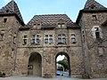 Hôtel de ville (toit vernissé) de Saint Antoine l Abbaye - monument historique PA00117247 - FRANCE - Alain Van den Hende - Licence CC 4 0 -2068.jpg