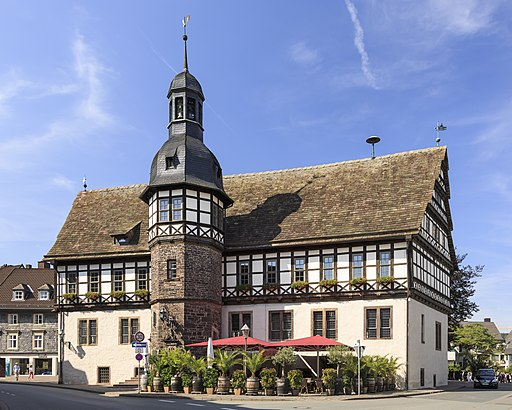 Höxter Germany Old-townhall-01