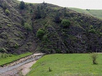 Hășdate River - The Hășdate Gorge between Cheile Turzii and Corneşti