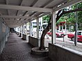 HK 中環 Central 天橋 footbridge n 琳寶徑休憩公園 Lambeth Walk Rest Garden August 2019 SSG 02.jpg