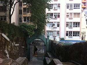 Shelley Street - Shelley Street viewed from Jamia Mosque.