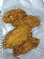 HK TKL 調景嶺 Tiu Keng Leng 彩明商場 Choi Ming Shopping Mall shop 肯德基 KFC Restaurant food 炸雞翼 chicken wings August 2019 SSG 01.jpg