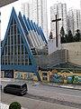 HK WTS 黃大仙 Wong Tai Sin 睦鄰街 13 Muk Lun Street Redemption Lutheran Church December 2020 SS2 09.jpg