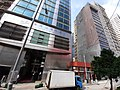HK tram 49 tour view Connaught Road Central near China Merchants construction site October 2020 SS2.jpg
