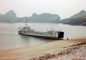 Mark 8 Landing Craft Tank