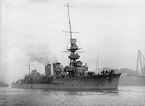 HMS Centaur (1916) - Image: HMS Centaur (1916)