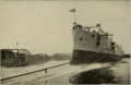 HMS Diadem (ship, 1898) - Launch - Cassier's 1897-08.png