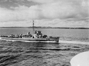 HMS Gore (K481) - HMS Gore (K481)