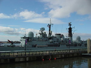 HMS Liverpool (D92) at Liverpool Cruise Terminal 2012-02-29 (1).jpg