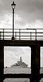 HMS Richmond Returns Home from the Gulf MOD 45150492.jpg