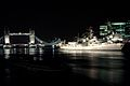 HMS Somerset strengthens her links with London. MOD 45146096.jpg