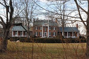 Huntland (Middleburg, Virginia) - Image: HUNTLAND, MIDDLEBURG, LOUDOUN COUNTY