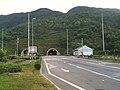Hai Van Tunnel North Face.JPG
