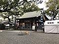 Haiden of Kitaoka Shrine.jpg