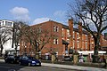 Hammersmith Hospital, London in spring 2013 (2).JPG