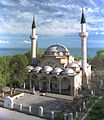 Han Camii (Tatar Khan Mosque, Yevpatoriya, Crimea).jpg