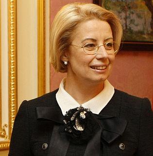 Hanna Herman Ukrainian politician
