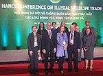 Hanoi Conference on Illegal Wildlife Trade (30931319371).jpg