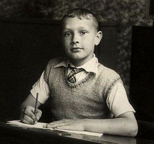 Hans Ras - Hans in 1935