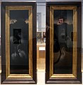 Hans memling, santi giovanni battista e lorenzo, 1480 ca. 02 gru.jpg