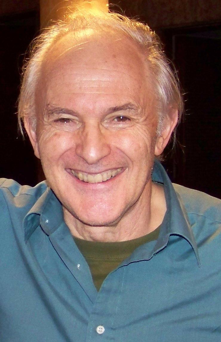 Harold Kroto 2007