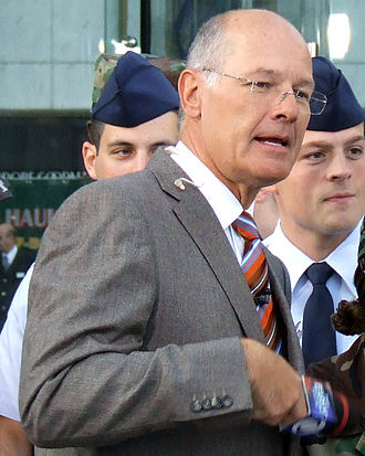 Harry Smith (American journalist) - Image: Harry Smith