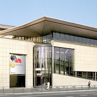 museum of contemporary history in Bonn, Germany