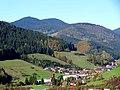 Hausach, Aussicht von der Burgruine Husen 2.jpg