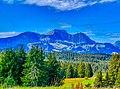 Haute-Savoie Anfahrt von Servoz zum Lac de Roselend 3.jpg