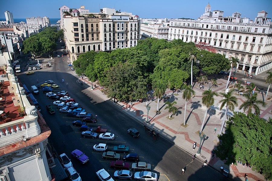 Parque Central, Havana