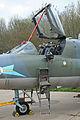 Hawker Hunter T7 XL565 Y (7211862728).jpg