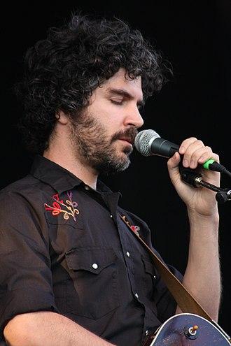 Hayden (musician) - Hayden performing at the Ottawa Bluesfest, July 2008.