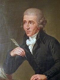 :en:Joseph Haydn - younger - contemporary pain...