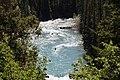 Heading upstream on the Kananaskis river Alberta Canada (26275123203).jpg