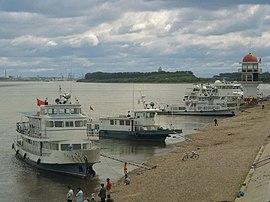 Heilongjiang (amur) shore