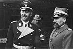 Heinrich Himmler and Kordian Zamorski 1939 in Warsaw.jpg