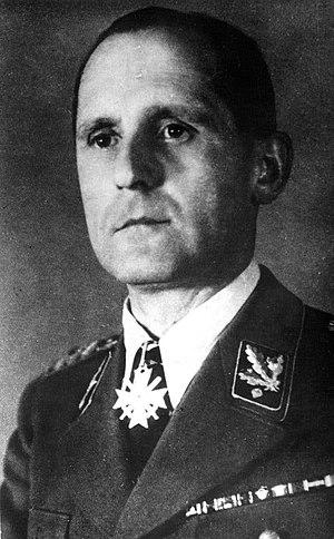 Heinrich Müller (Gestapo) - Heinrich Müller