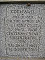 Heinz plaque Cape Cornwall.jpg