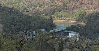 Lower Helena Pipehead Dam