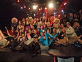 Helsinki Burlesque Festival 2016 group pose picture 1.jpg