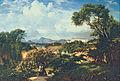 Henri Nicolas Vinet - View of Santa Teresa Convent from the Heights of Paula Matos - Google Art Project.jpg