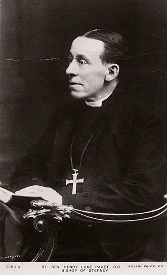 Bishop of Stepney - Image: Henry Luke Paget, Rotary