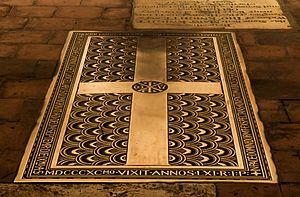 Henry Liddon - Henry Liddon's grave in St. Paul's Cathedral