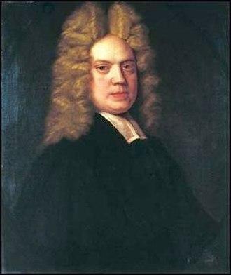 Henry Sacheverell - Henry Sacheverell  by Thomas Gibson (1710)