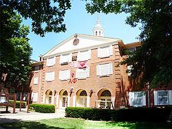 Davidson College Dorm Room Pictures