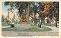 Herkimer monument postcard 1922.jpg