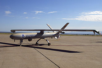 Elbit Hermes 450 - Hermes 450 of the U.S. Customs and Border Protection