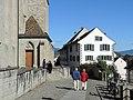 Herrenberg (Rapperswil) - Pfrundhäuser - Stadtpfarrkirche 2013-10-13 14-50-07 (P7700).JPG