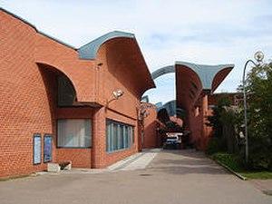 Hervanta - Community center complex by Reima Pietilä